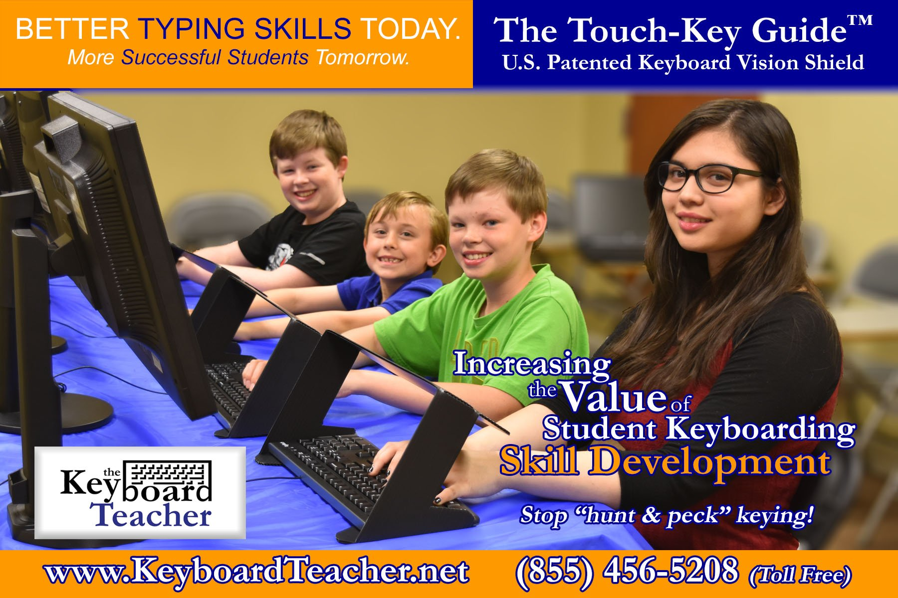Typing / Keyboarding / Computer Lab
